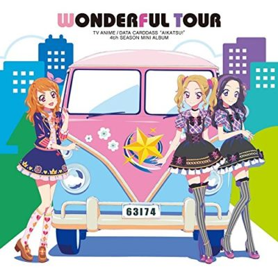 aikatsu happiness equation wonderful tour
