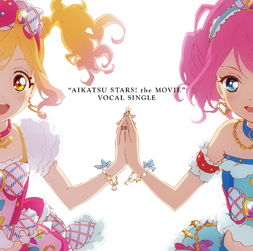 aikatsu stars movie single