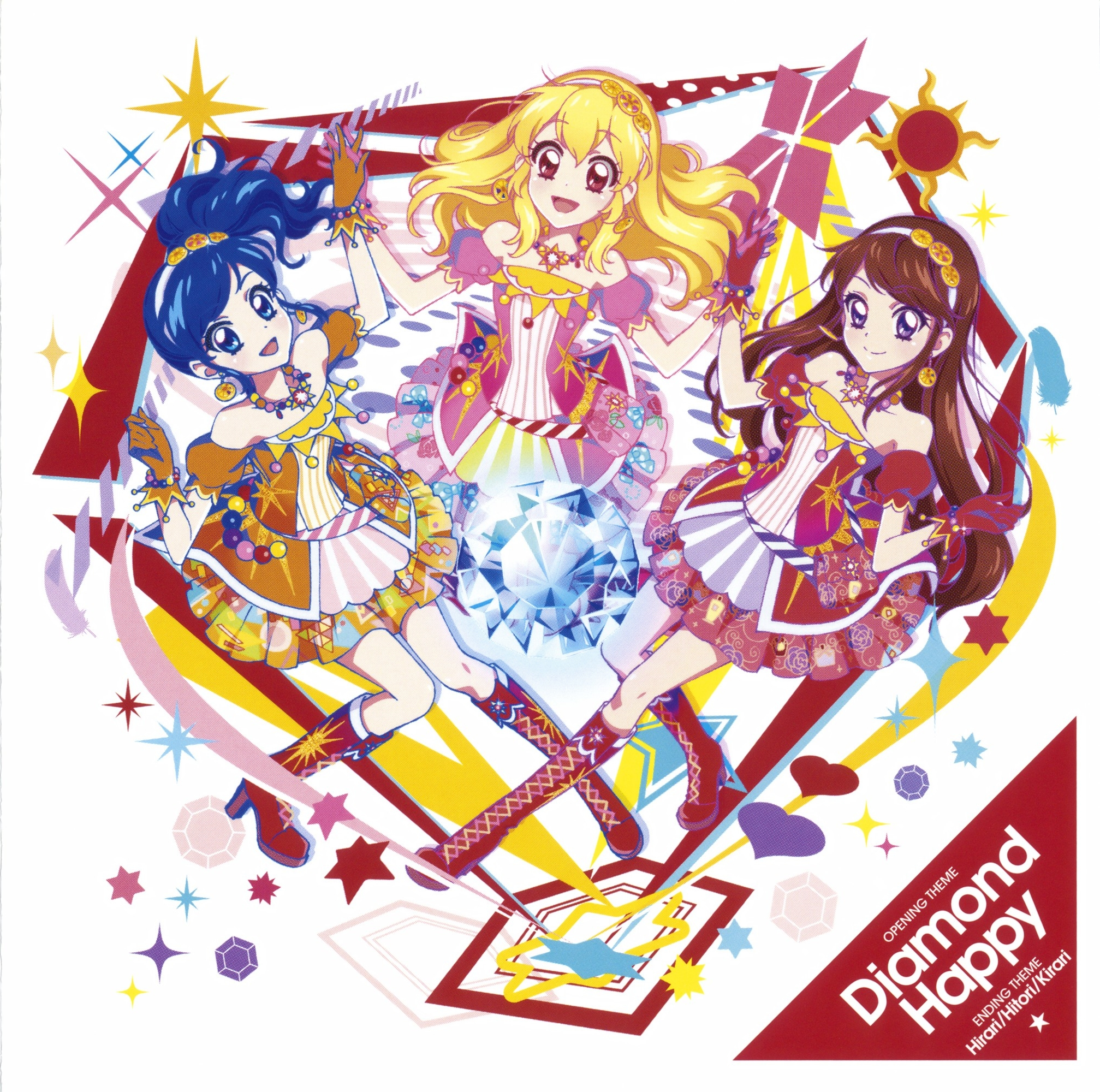 diamond happy cd cover