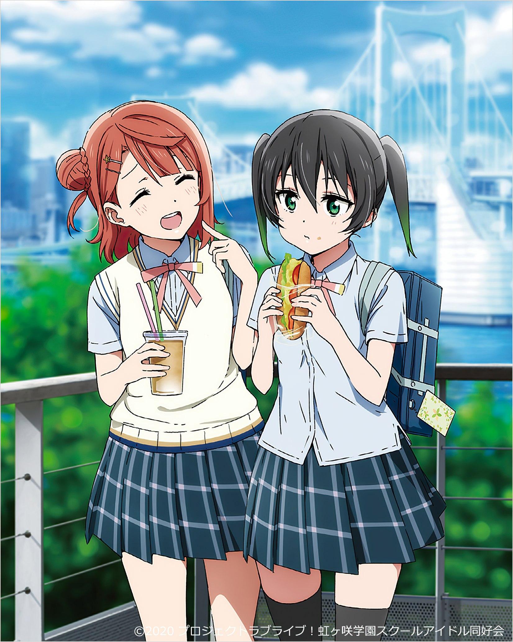 love live nijigasaki bluray 1