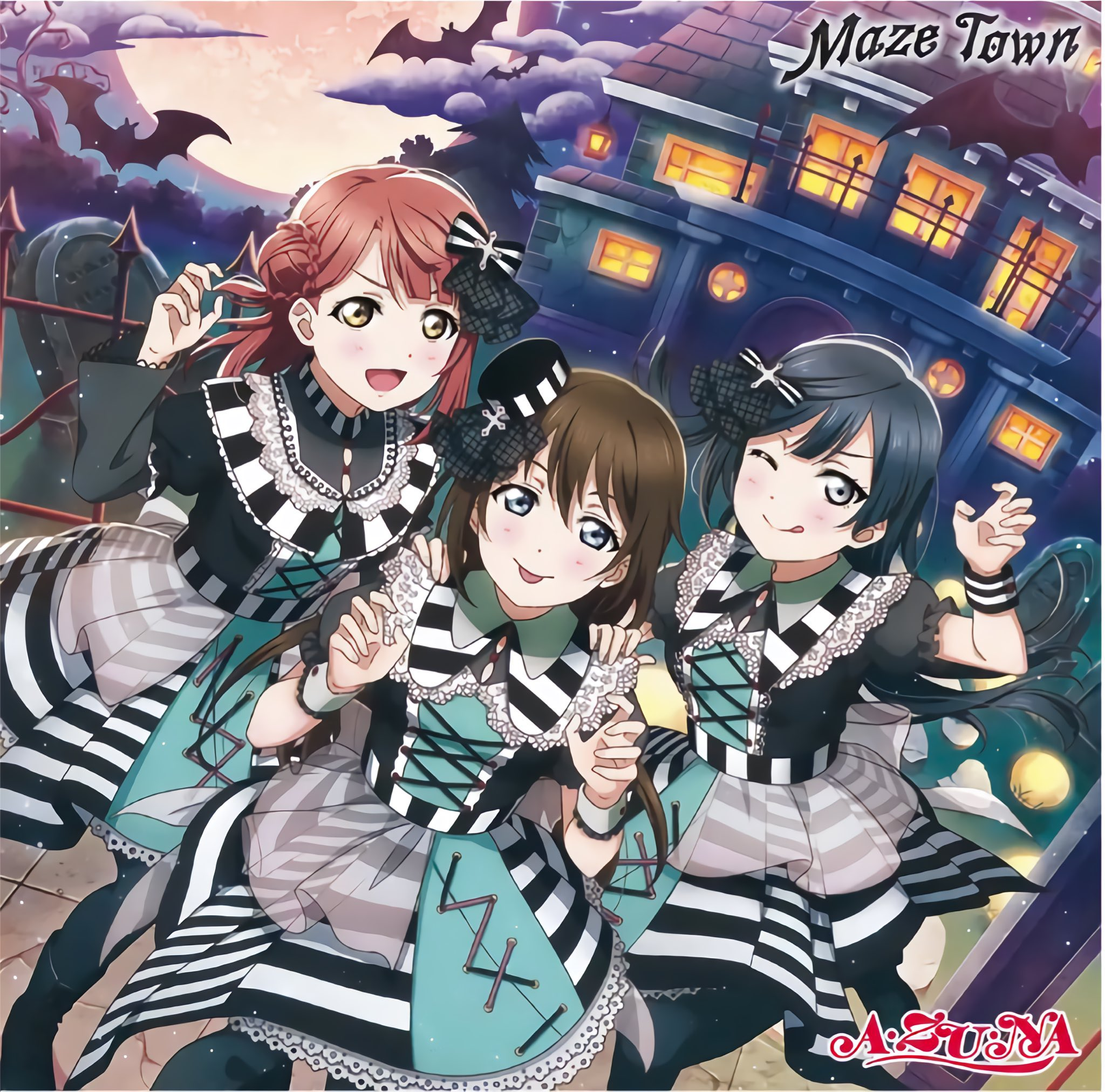 maze town azuna love live nijigasaki